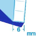 Policarbonato spessore 6 mm